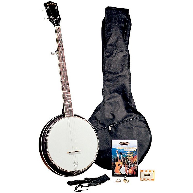 RegalAppalachian 5-String Banjo Pickin' Pack