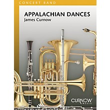 Curnow Music Appalachian Dances (Grade 4 - Score and Parts) Concert Band Level 4 Composed by James Curnow