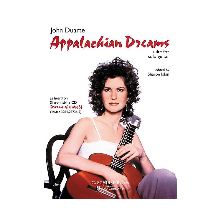 G. Schirmer Appalachian Dreams Classical Guitar Solo by John Duarte