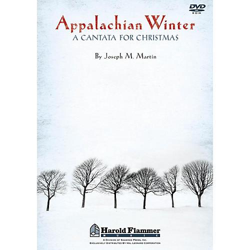 Shawnee Press Appalachian Winter DIGITAL PRODUCTION KIT composed by Joseph Martin-thumbnail