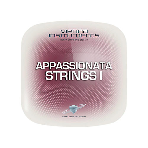 Vienna Instruments Appassionata Strings I Extended Software Download