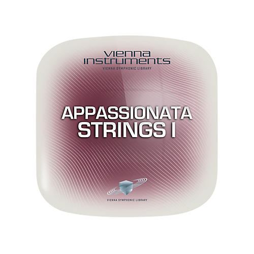 Vienna Instruments Appassionata Strings I Full Library (Standard + Extended) Software Download