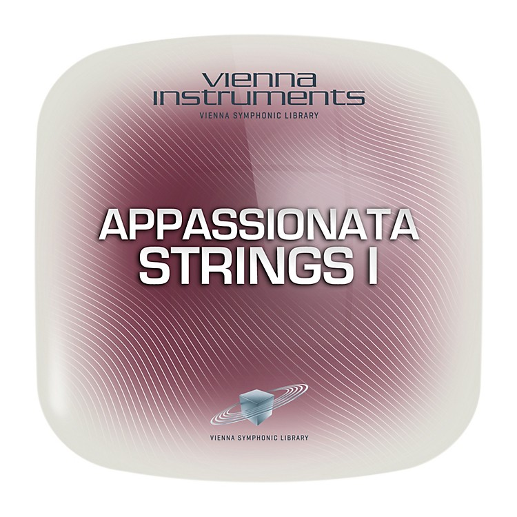 Vienna Instruments Appassionata Strings I Standard Software Download