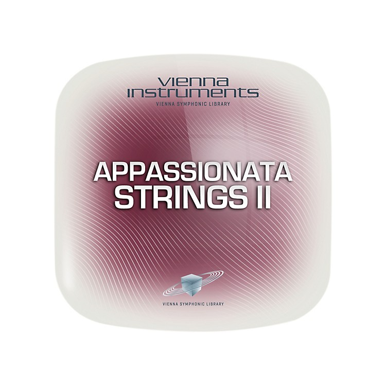 Vienna InstrumentsAppassionata Strings II Standard Software Download