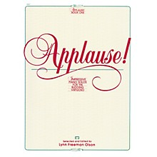 Alfred Applause! Book 1 Intermediate/Early Advanced Piano