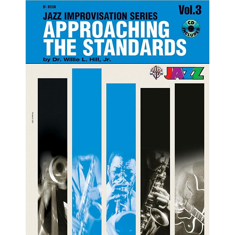 AlfredApproaching the Standards Volume 3 B-Flat Book & CD