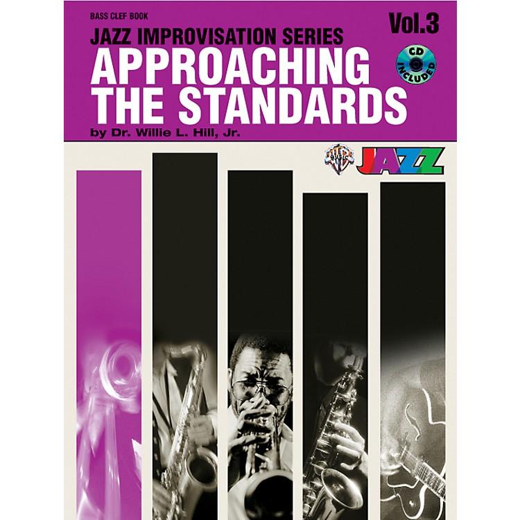 AlfredApproaching the Standards Volume 3 Bass Clef Book & CD