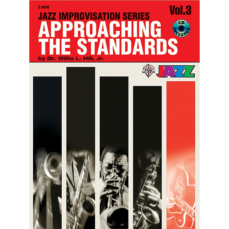 AlfredApproaching the Standards Volume 3 C Book & CD