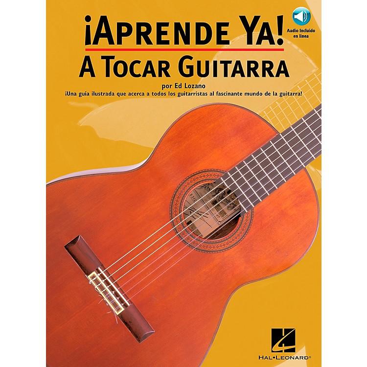 Music SalesAprende Ya! A Tocar Guitarra DVD