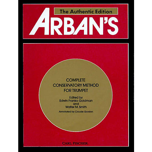 Carl Fischer Arban's Complete Method-Trumpet (Book)