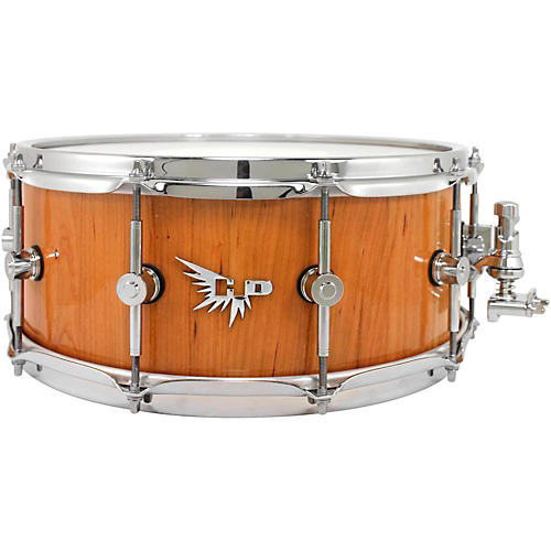 Hendrix Drums Archetype Series American Black Cherry Stave Snare Drum 14 x 6 in. Mirror Gloss Finish
