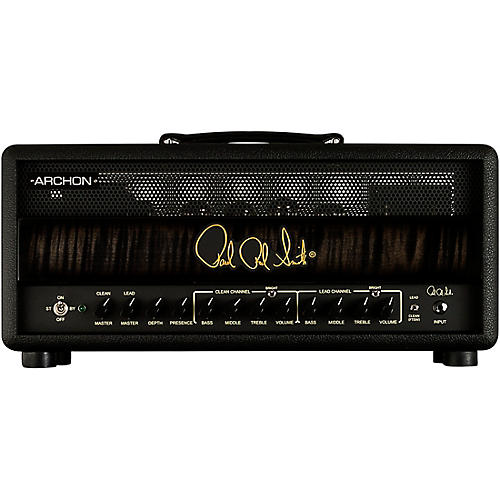 PRS Archon Two Channel 100/50W Tube Amp Head-thumbnail