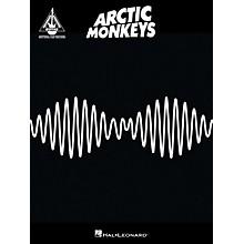 Hal Leonard Arctic Monkeys - AM Guitar Tab Songbook