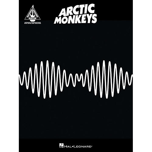 Hal Leonard Arctic Monkeys - AM Guitar Tab Songbook-thumbnail