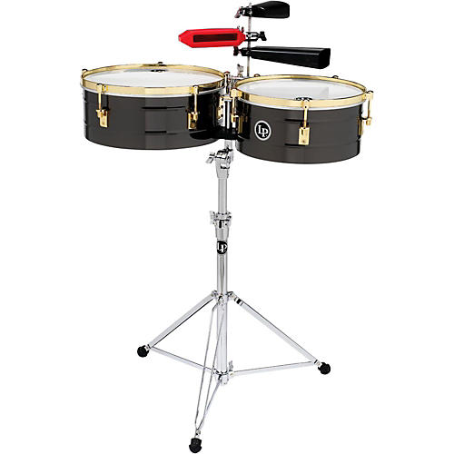 LP Arena 14 in. and 16 in. Fausto Cuevas III Signature Timbales-thumbnail