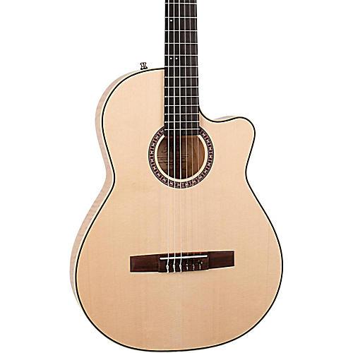 La Patrie Arena Flame Maple CW Crescent II Acoustic-Electric Guitar