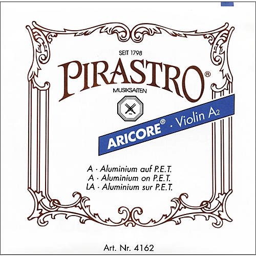 Pirastro Aricore Series Violin A String 4/4 Aluminum