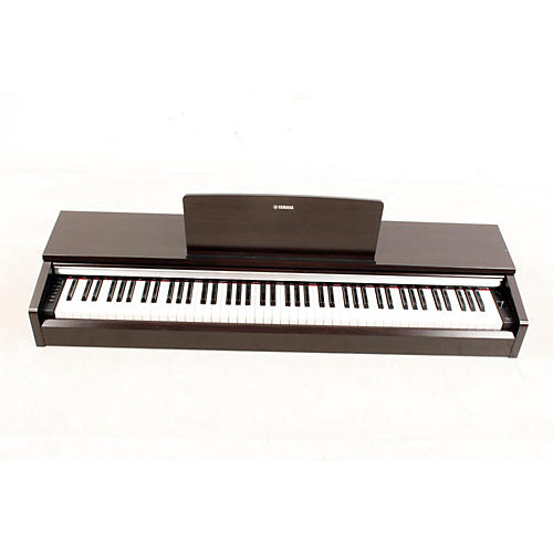 open box yamaha arius ydp 142 88 key digital piano with