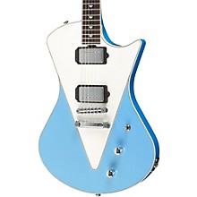 Ernie Ball Music Man Armada Electric Guitar Level 1 Sky Blue/White Pearl