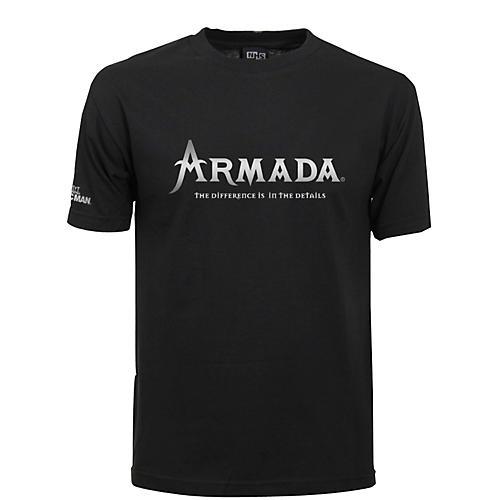 Ernie Ball Armada T-Shirt Black Large