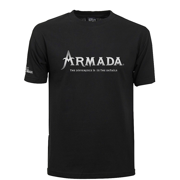Ernie Ball Armada T-Shirt Black Extra Large