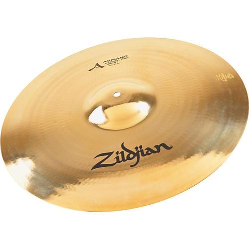 Zildjian Armand Medium Thin Crash Cymbal Brilliant-thumbnail