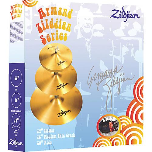 Zildjian Armand Zildjian Cymbal Box Set