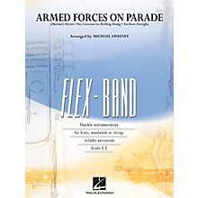 Hal Leonard Armed Forces on Parade Concert Band Level 2-3 Arranged by Michael Sweeney