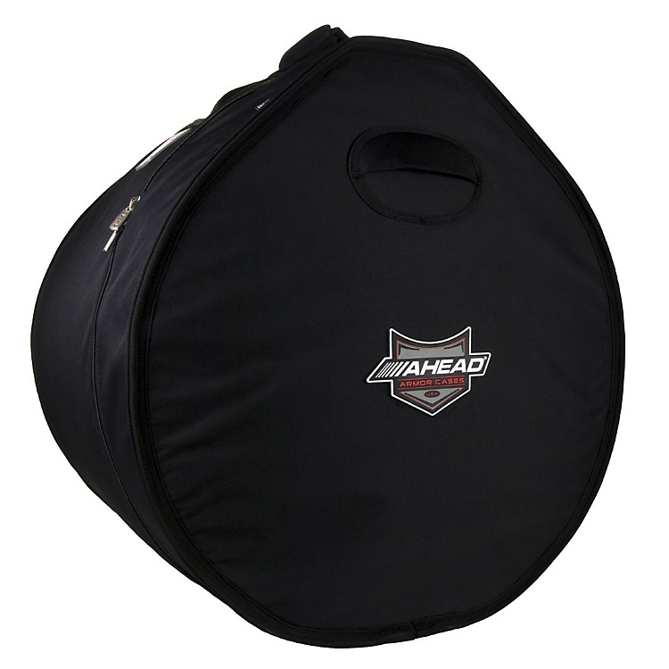 Ahead Armor Bass Drum Case with Legs 14x18
