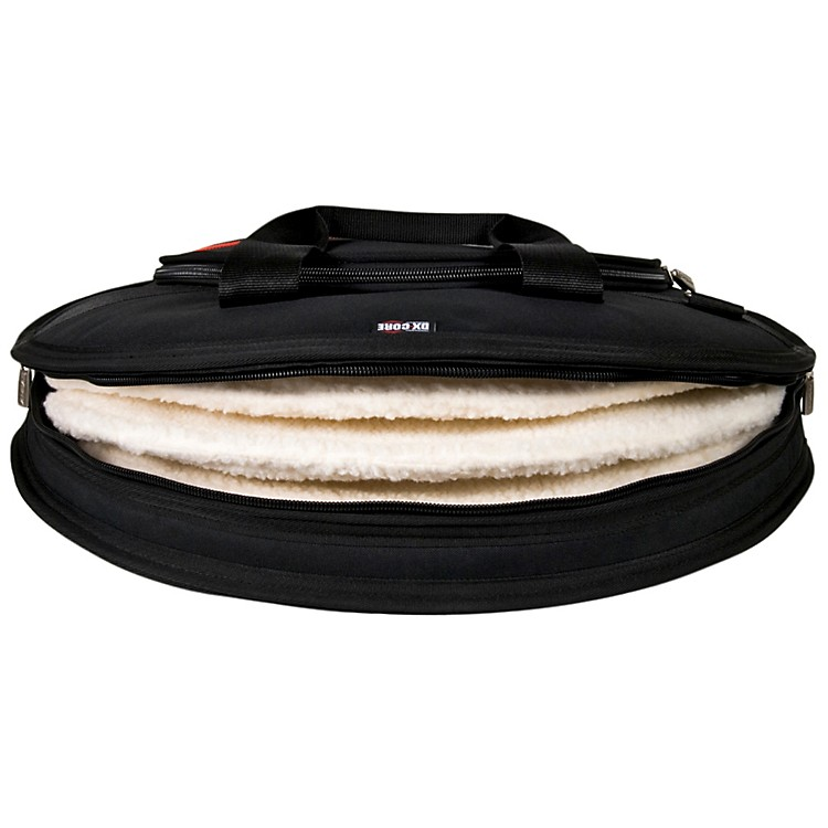AheadArmor Deluxe Cymbal Case with Back Pack Straps