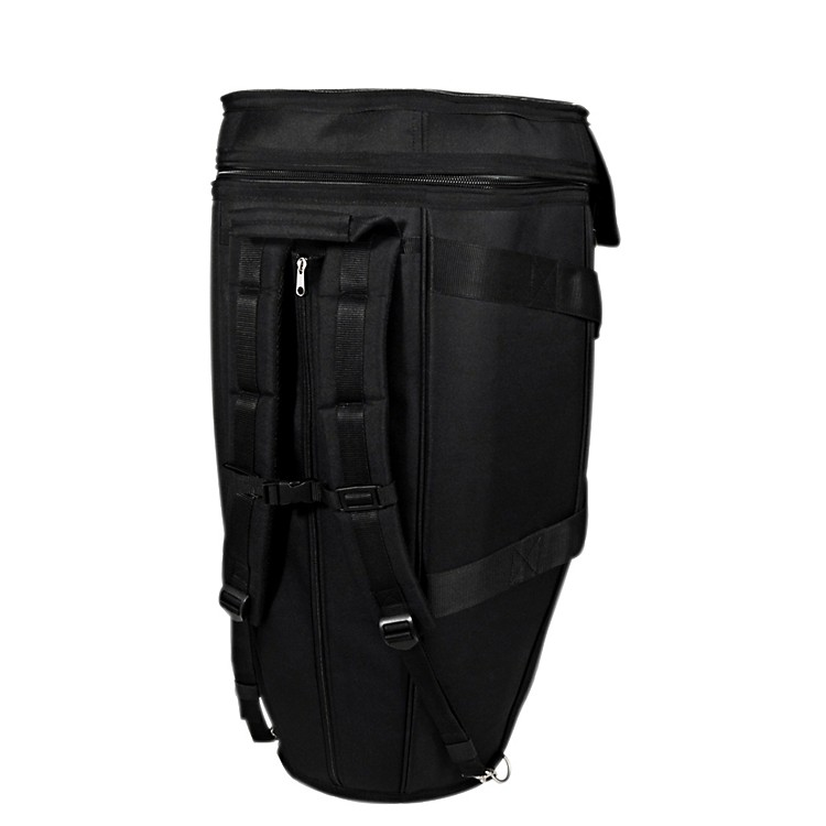 AheadArmor Super Tumba Conga Case Deluxe with Back Pack Straps30x13