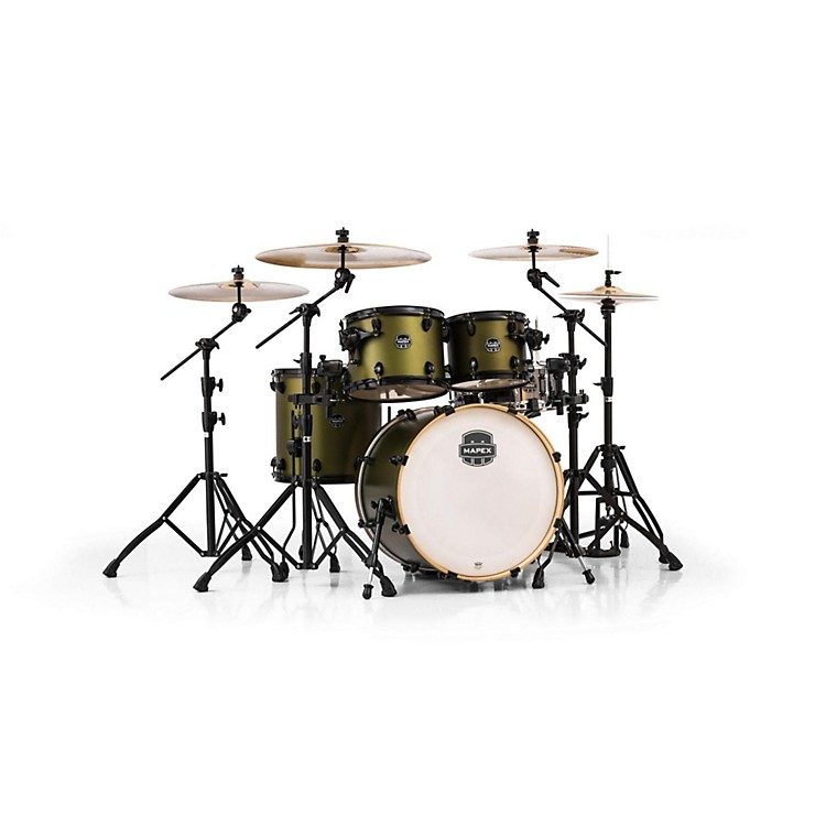 MapexArmory Series 5-Piece Jazz/Rock Shell Pack
