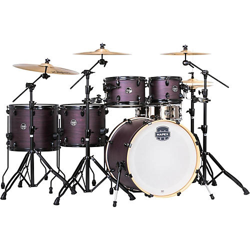 Mapex Armory Series Exotic Studioease Shell Pack with Fast Toms-thumbnail