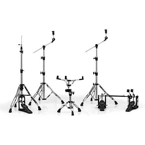 Mapex Armory Series HP8005BC 5-Piece Hardware Pack with Double Pedal-thumbnail
