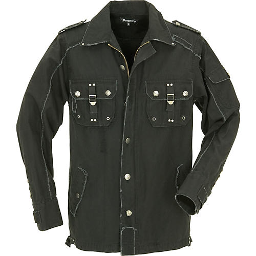 Dragonfly Clothing Company Army Style Jacket