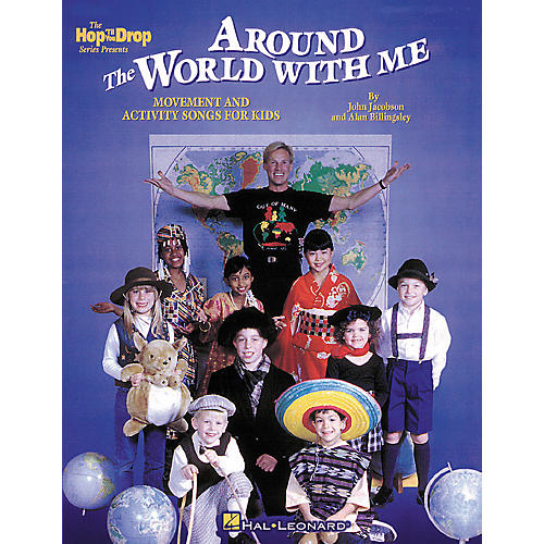 Hal Leonard Around the World with Me CD