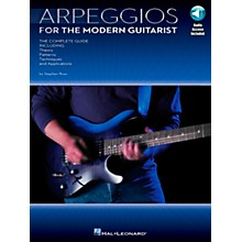 Hal Leonard Arpeggios for The Modern Guitarist (Book/CD)