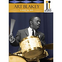 Jazz Icons Art Blakey - Live in '65 (Jazz Icons DVD) DVD Series DVD Performed by Art Blakey & The Jazz Messengers
