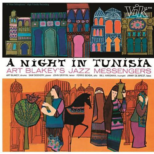 Alliance Art Blakey - Night in Tunisia