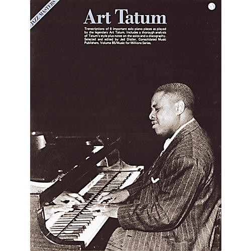 Music Sales Art Tatum MFM 85 (Book)-thumbnail