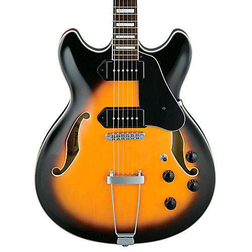 Ibanez Artcore ASR70 Hollowbody Electric Guitar Vintage Burst