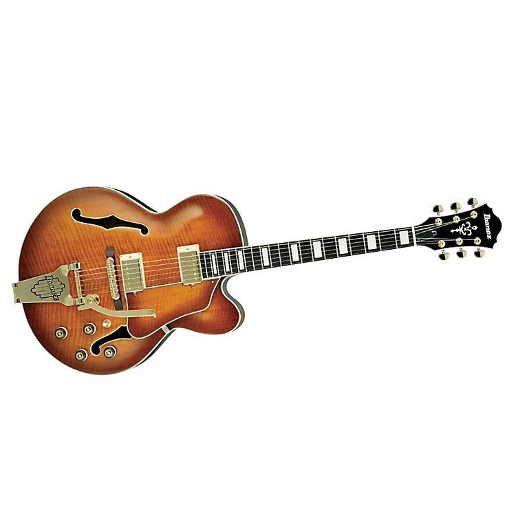 IbanezArtcore Expressionist AF95 Hollowbody with Bigsby Style Tremolo Electric Guitar