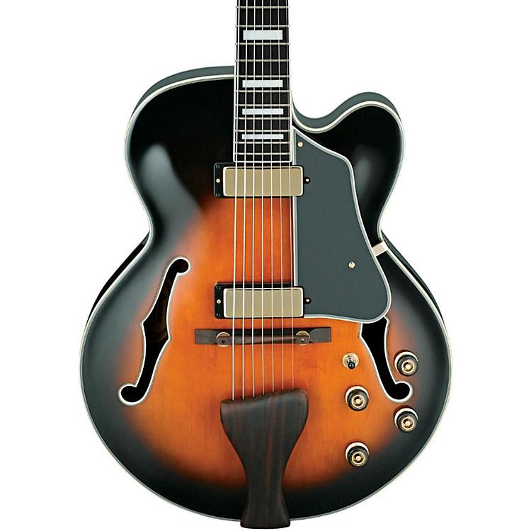 IbanezArtcore Expressionist AFJ957  7-String Hollowbody Electric GuitarVintage Sunburst