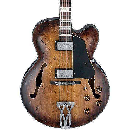 Ibanez Artcore Vintage Series AFV10A Hollowbody Electric Guitar