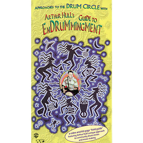Alfred Arthur Hull's Guide to Endrummingment Book/Video