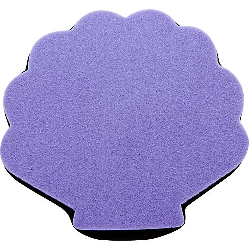 Otto Musica Artino Magic Pad For violin / viola Purple shell shape