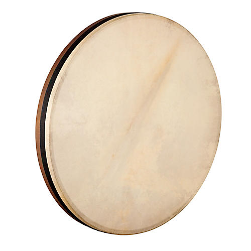 Meinl Artisan Edition Tar Goatskin Head Walnut Brown 22 x 2.50 in.-thumbnail