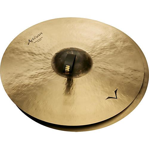 Sabian Artisan Traditional Symphonic Extra Dark Medium Crash