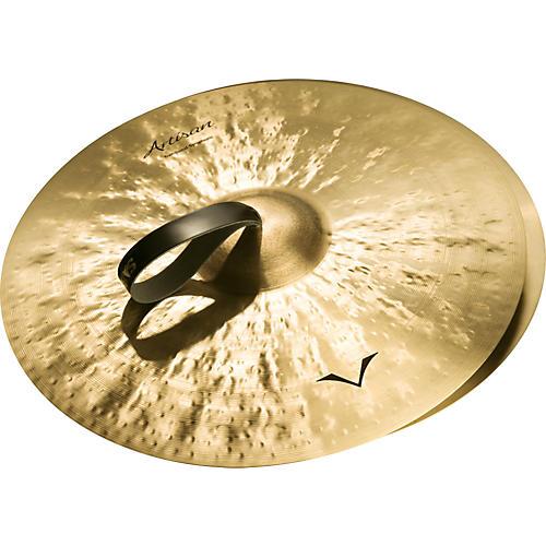 Sabian Artisan Traditional Symphonic Medium Light Cymbals 16 in. Medium Light