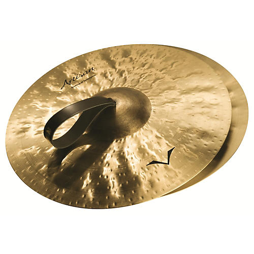 Sabian Artisan Traditional Symphonic Suspended Cymbals 17 in. Brilliant